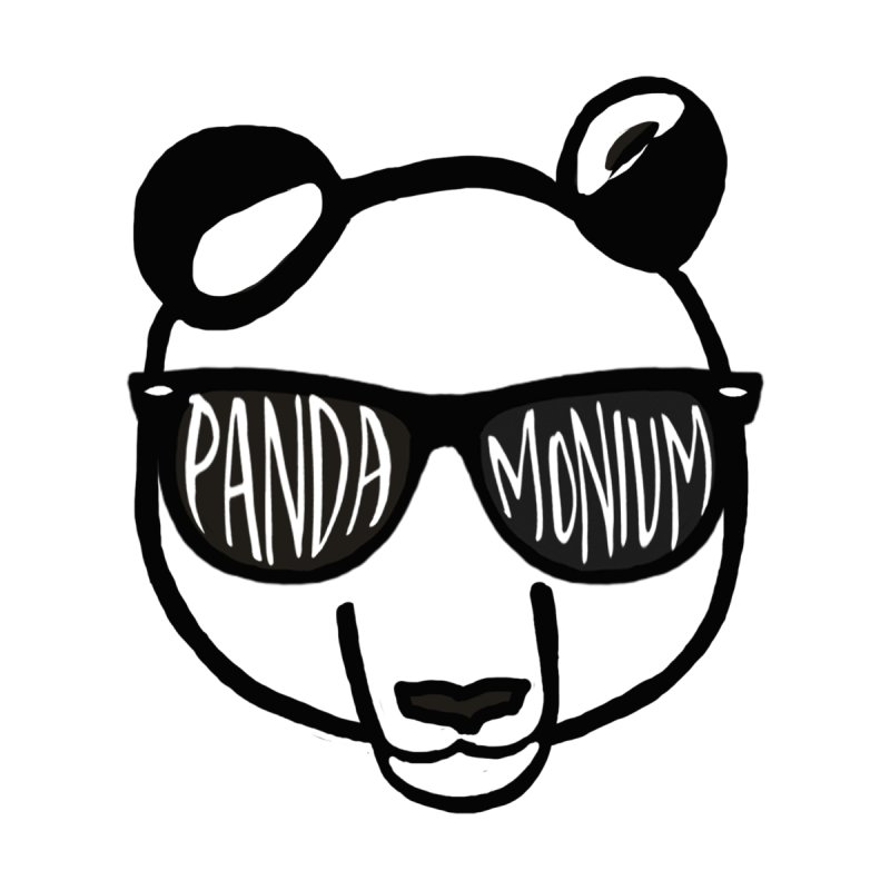Pandamonium Kids Toddler Zip-Up Hoody by Frank and Elizabeth Myers Photograpy
