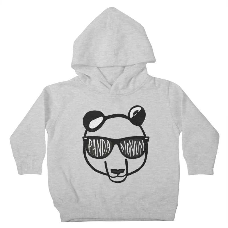Pandamonium Kids Toddler Pullover Hoody by Frank and Elizabeth Myers Photograpy