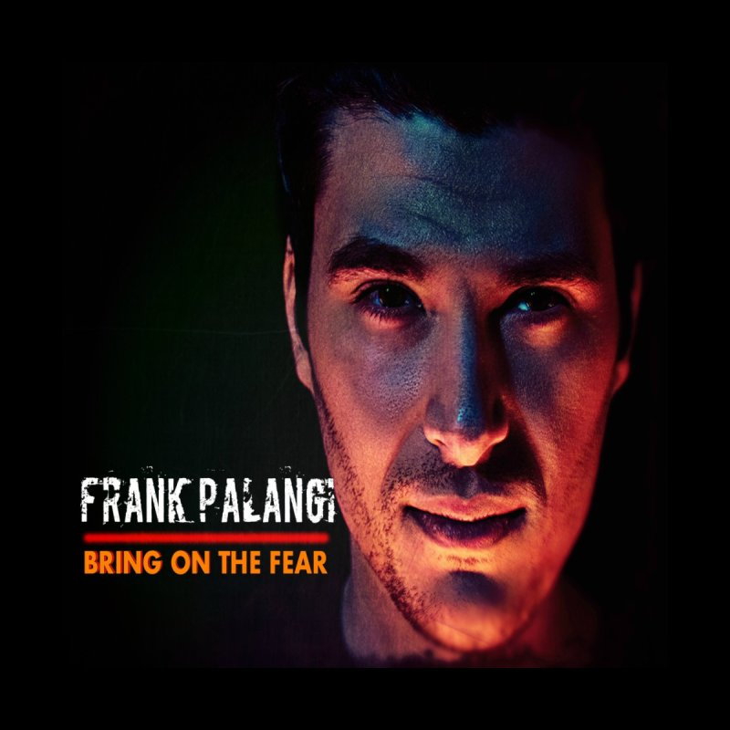Bring on The Fear Home Stretched Canvas by Frank Palangi's Artist Shop
