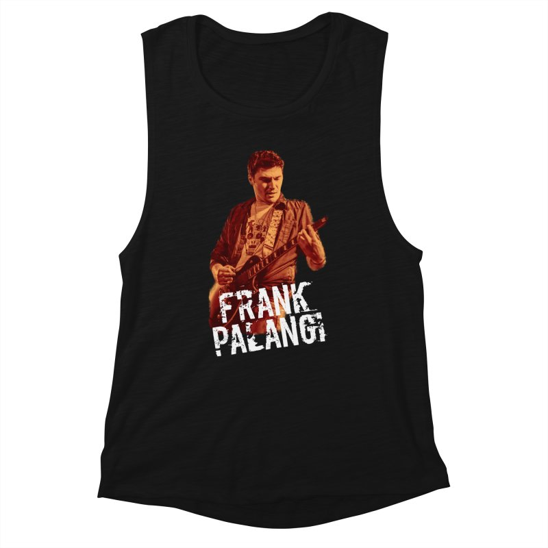 Frank Palangi (RED) Women's Tank by Frank Palangi's Artist Shop