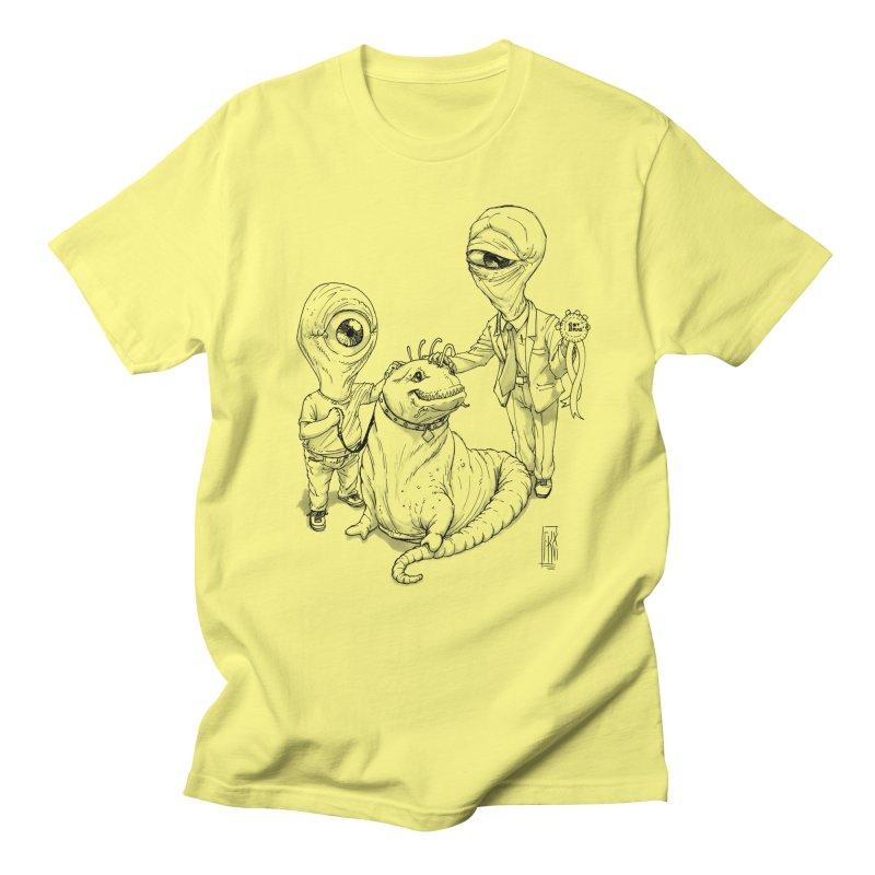 Beast in show Men's Regular T-Shirt by Franky Nieves Shop