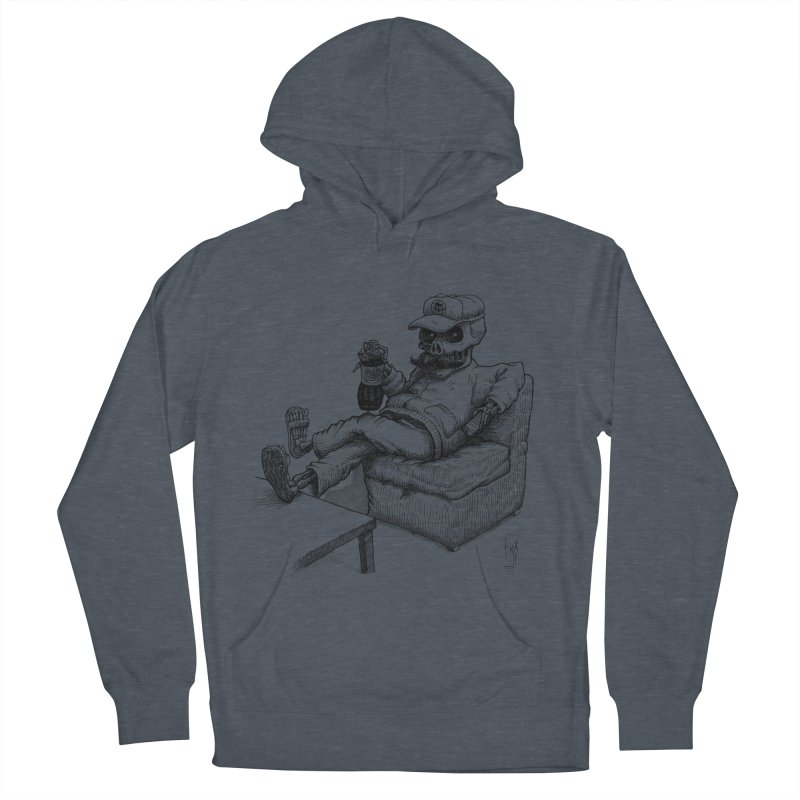 Resting pozole Men's Pullover Hoody by Franky Nieves Shop