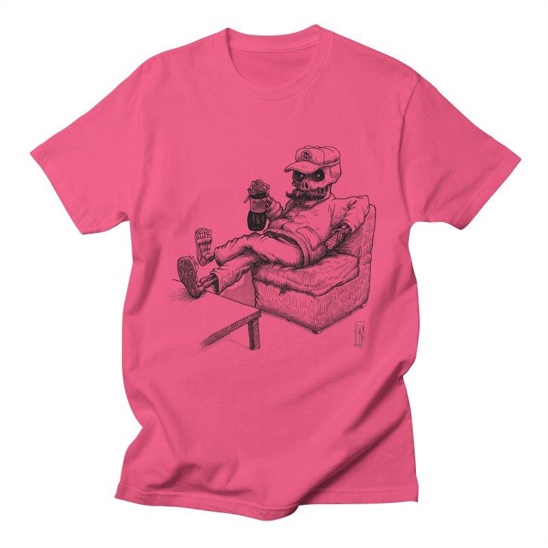 Resting pozole Men's Regular T-Shirt by Franky Nieves Shop