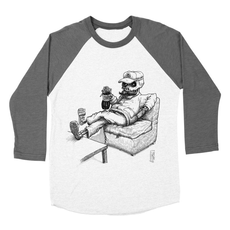 Resting pozole Women's Baseball Triblend Longsleeve T-Shirt by Franky Nieves Shop