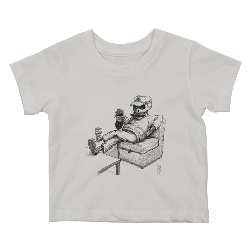 Resting pozole Kids Baby T-Shirt by Franky Nieves Shop