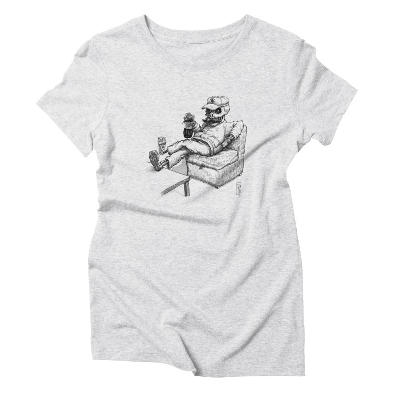 Resting pozole Women's T-Shirt by Franky Nieves Shop