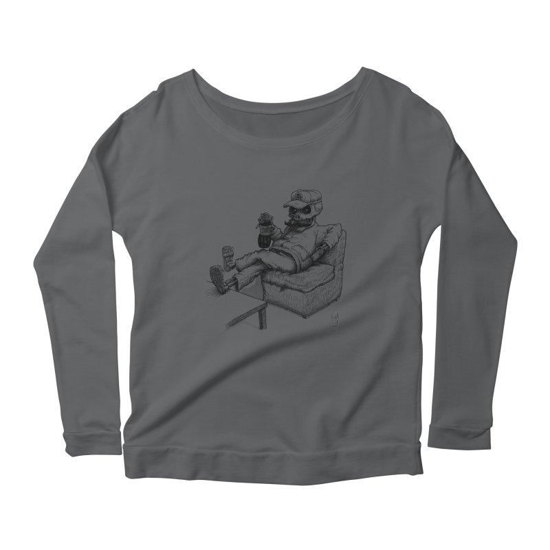 Resting pozole Women's Longsleeve T-Shirt by Franky Nieves Shop