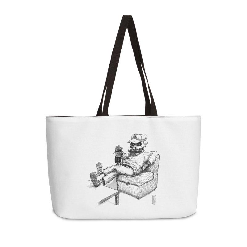 Resting pozole Accessories Weekender Bag Bag by Franky Nieves Shop