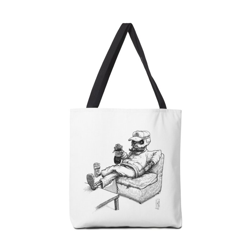 Resting pozole Accessories Bag by Franky Nieves Shop