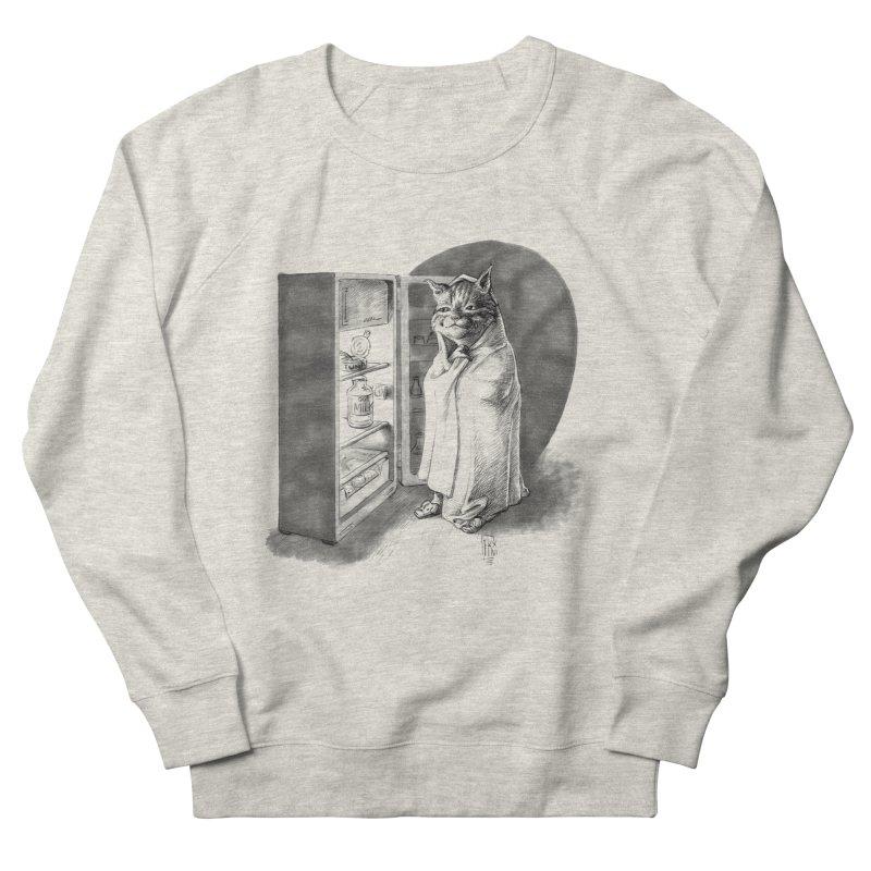 Midnight snack Women's Sweatshirt by Franky Nieves Shop