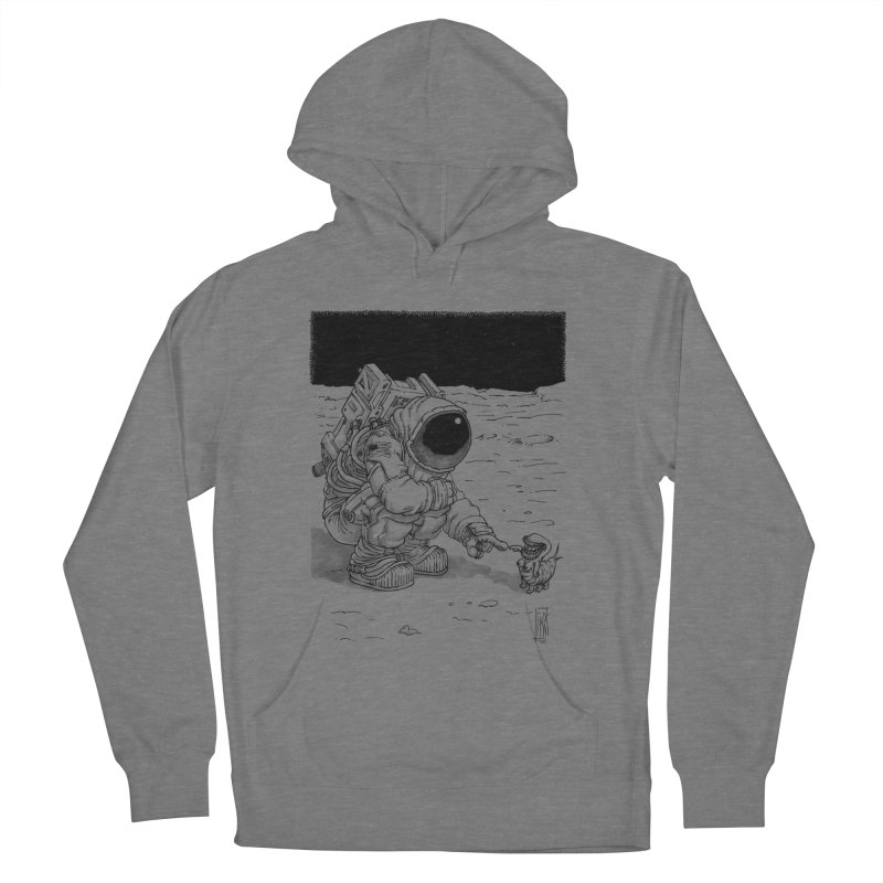 Thingy Women's French Terry Pullover Hoody by Franky Nieves Shop