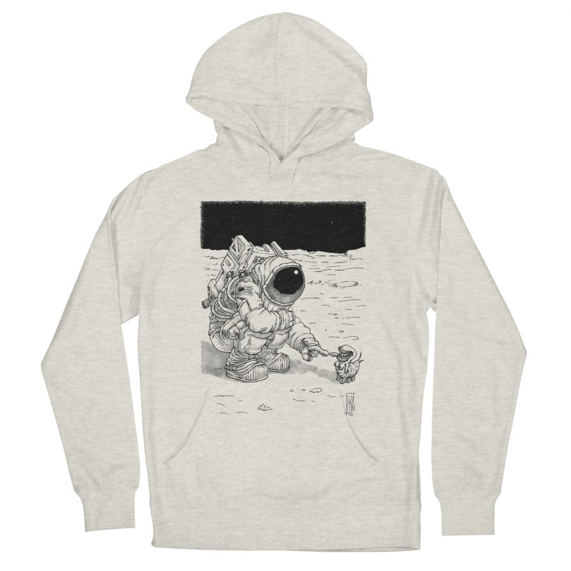 Thingy Women's Pullover Hoody by Franky Nieves Shop