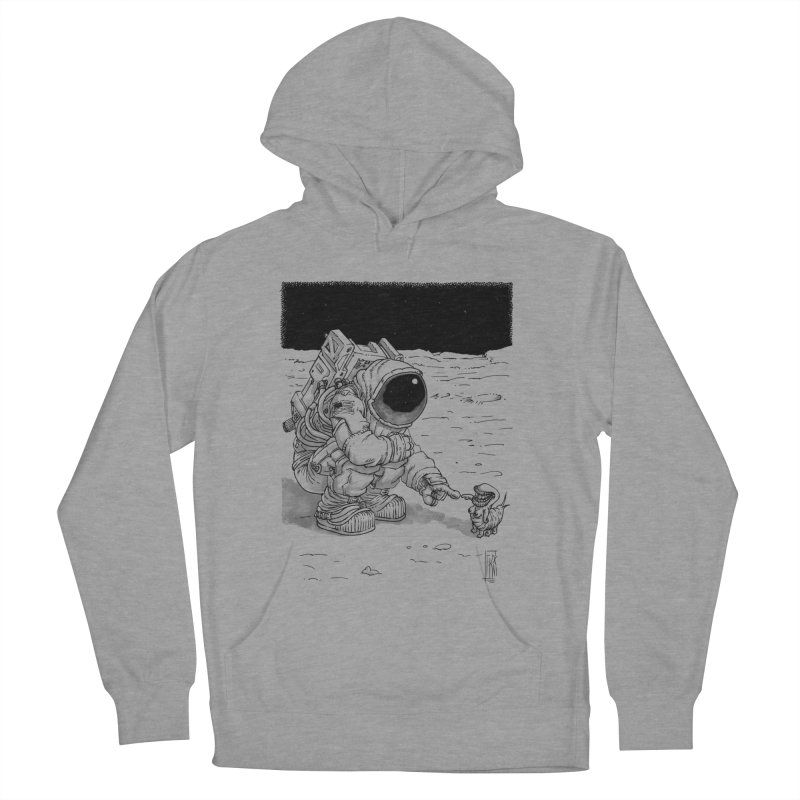 Thingy Men's French Terry Pullover Hoody by Franky Nieves Shop