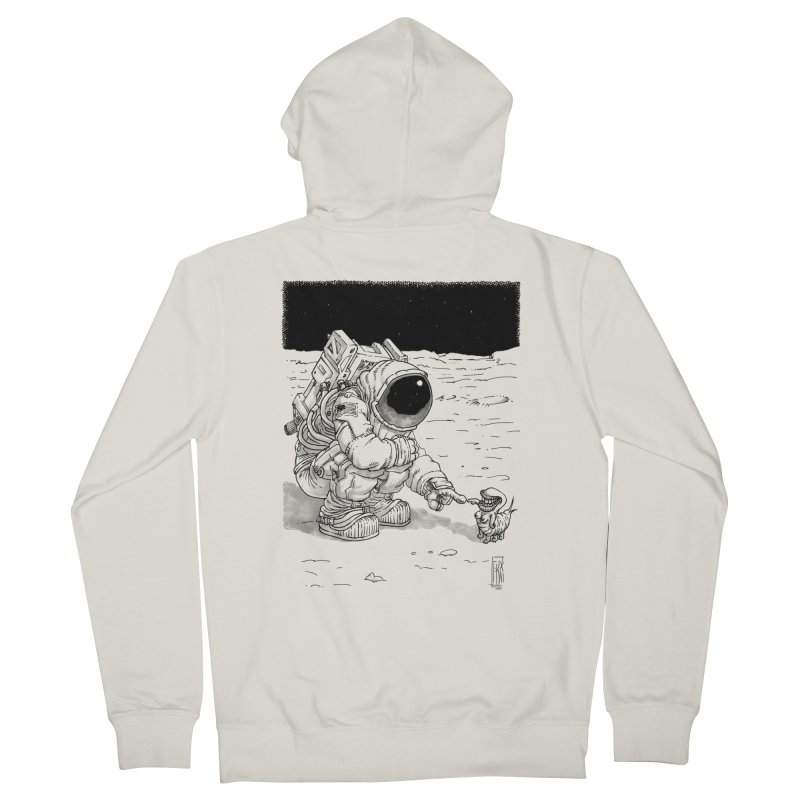 Thingy Women's Zip-Up Hoody by Franky Nieves Shop