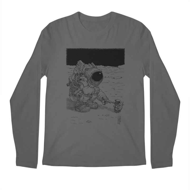 Thingy Men's Regular Longsleeve T-Shirt by Franky Nieves Shop