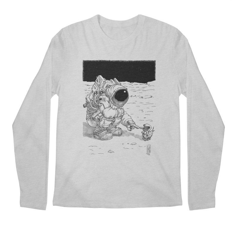 Thingy Men's Regular Longsleeve T-Shirt by Franky Nieves Shop