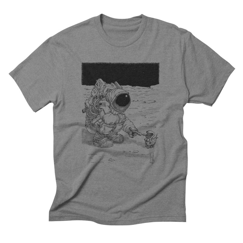Thingy Men's Triblend T-Shirt by Franky Nieves Shop