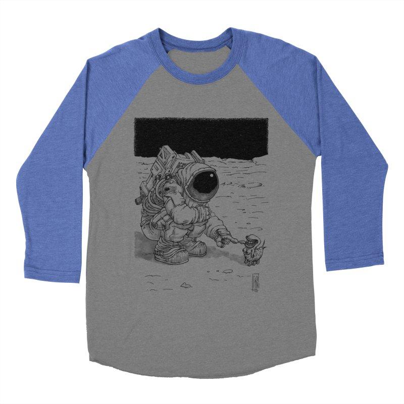 Thingy Men's Baseball Triblend Longsleeve T-Shirt by Franky Nieves Shop
