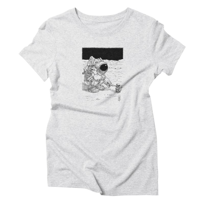 Thingy Women's T-Shirt by Franky Nieves Shop