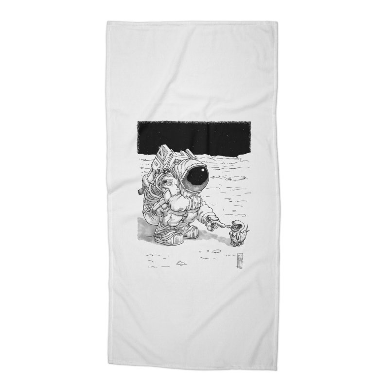 Thingy Accessories Beach Towel by Franky Nieves Shop