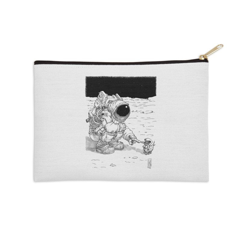Thingy Accessories Zip Pouch by Franky Nieves Shop
