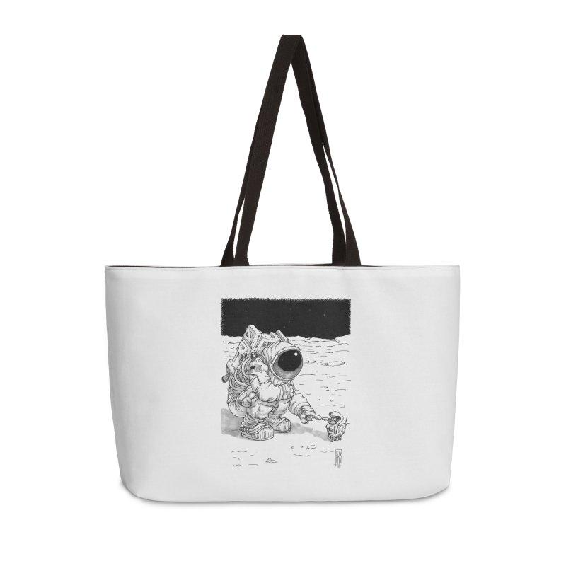 Thingy Accessories Weekender Bag Bag by Franky Nieves Shop