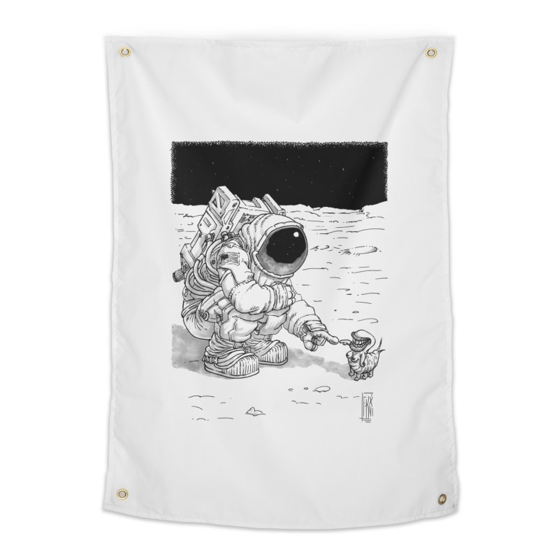 Thingy Home Tapestry by Franky Nieves Shop
