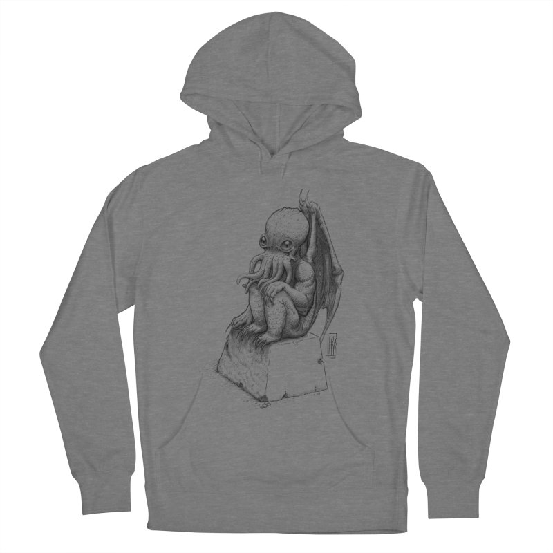 Let me guess... Women's French Terry Pullover Hoody by Franky Nieves Shop