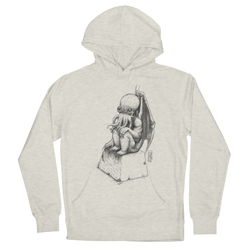 Let me guess... Men's French Terry Pullover Hoody by Franky Nieves Shop