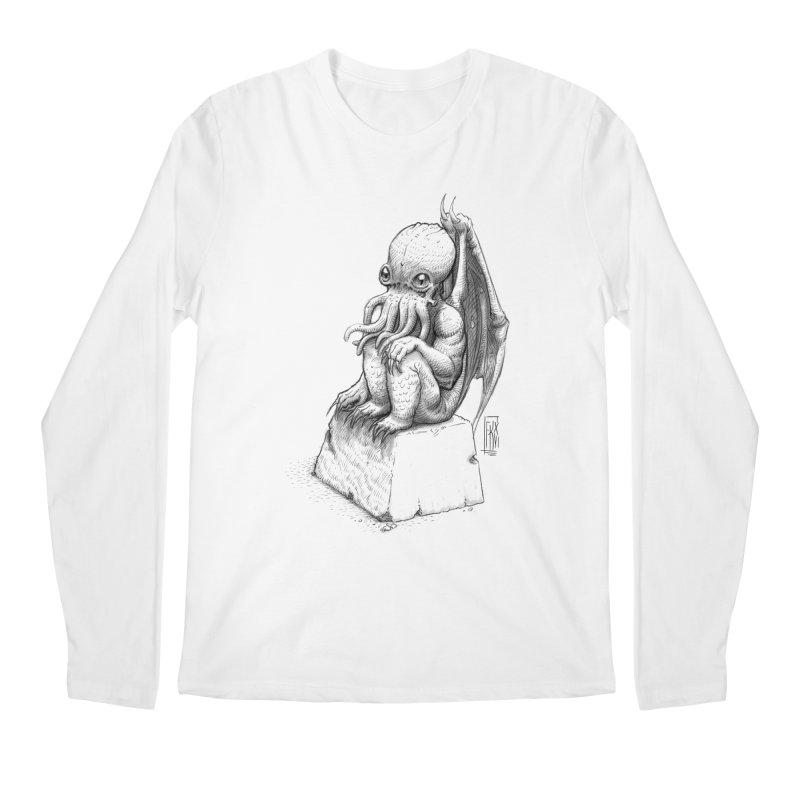 Let me guess... Men's Longsleeve T-Shirt by Franky Nieves Shop