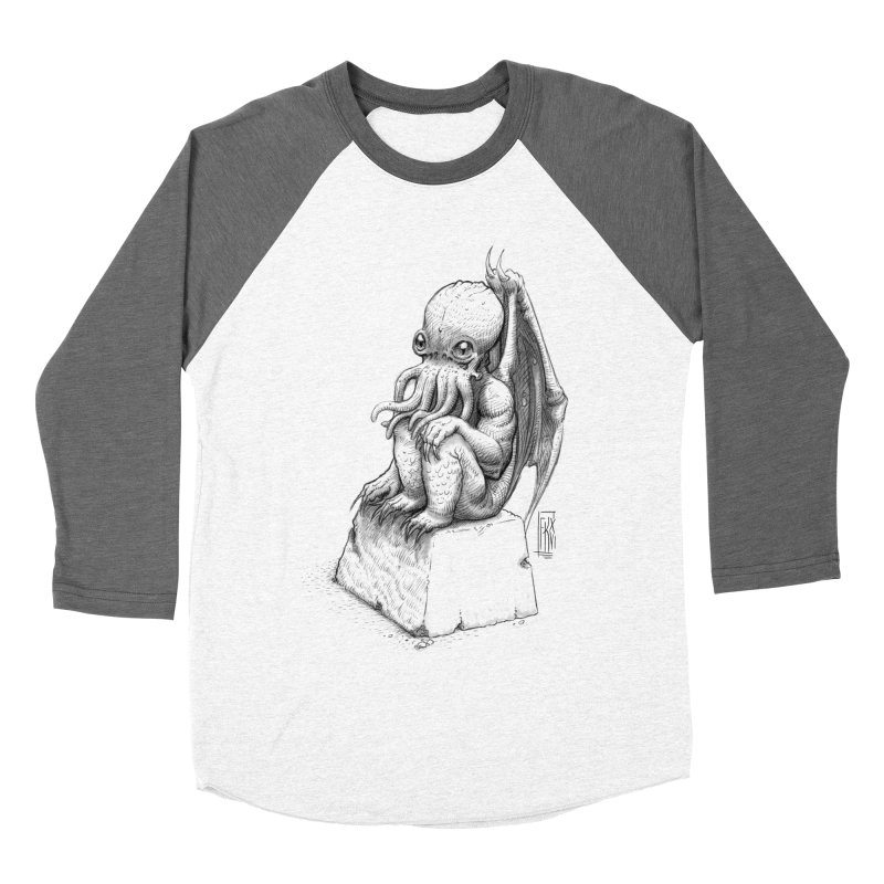 Let me guess... Men's Baseball Triblend Longsleeve T-Shirt by Franky Nieves Shop