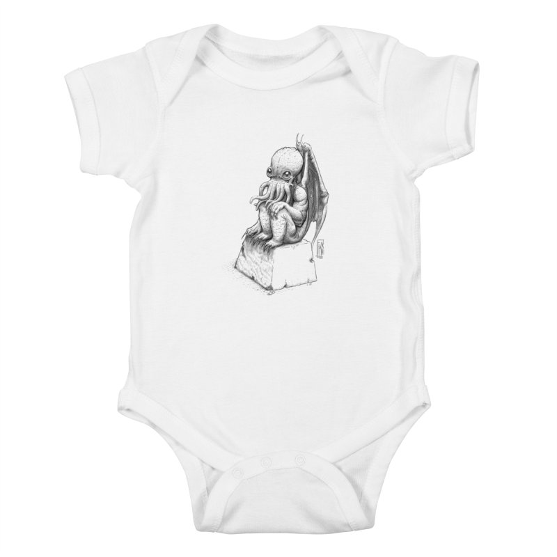 Let me guess... Kids Baby Bodysuit by Franky Nieves Shop