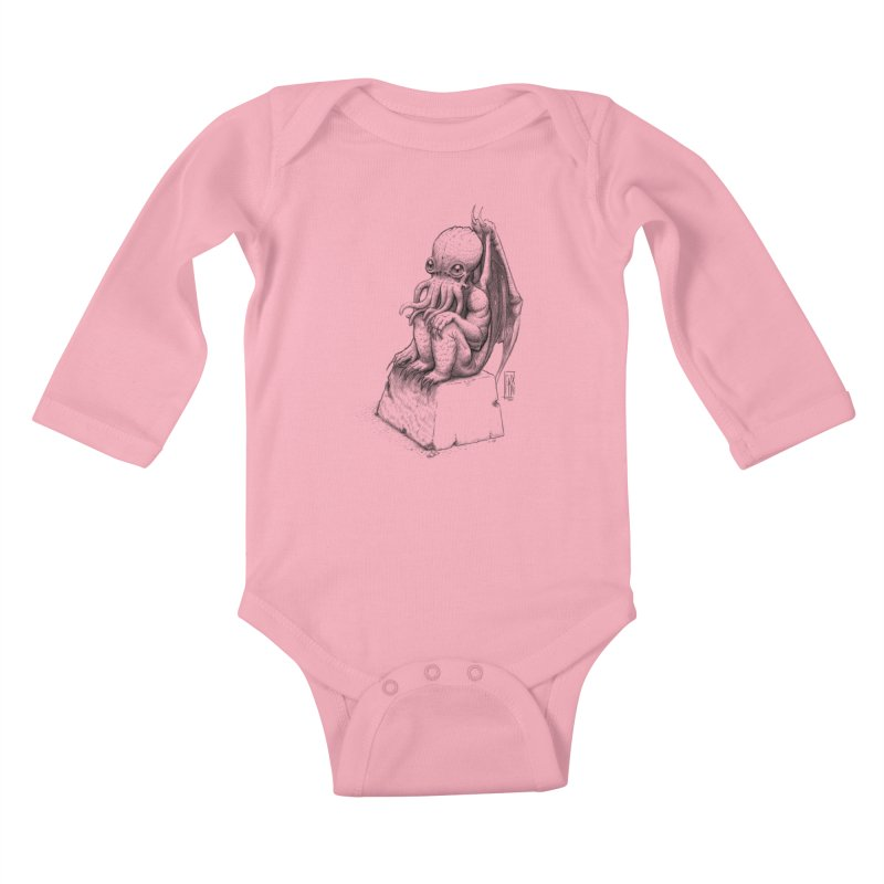 Let me guess... Kids Baby Longsleeve Bodysuit by Franky Nieves Shop