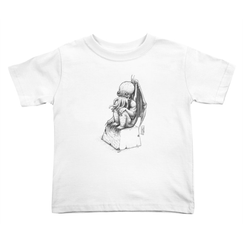 Let me guess... Kids Toddler T-Shirt by Franky Nieves Shop