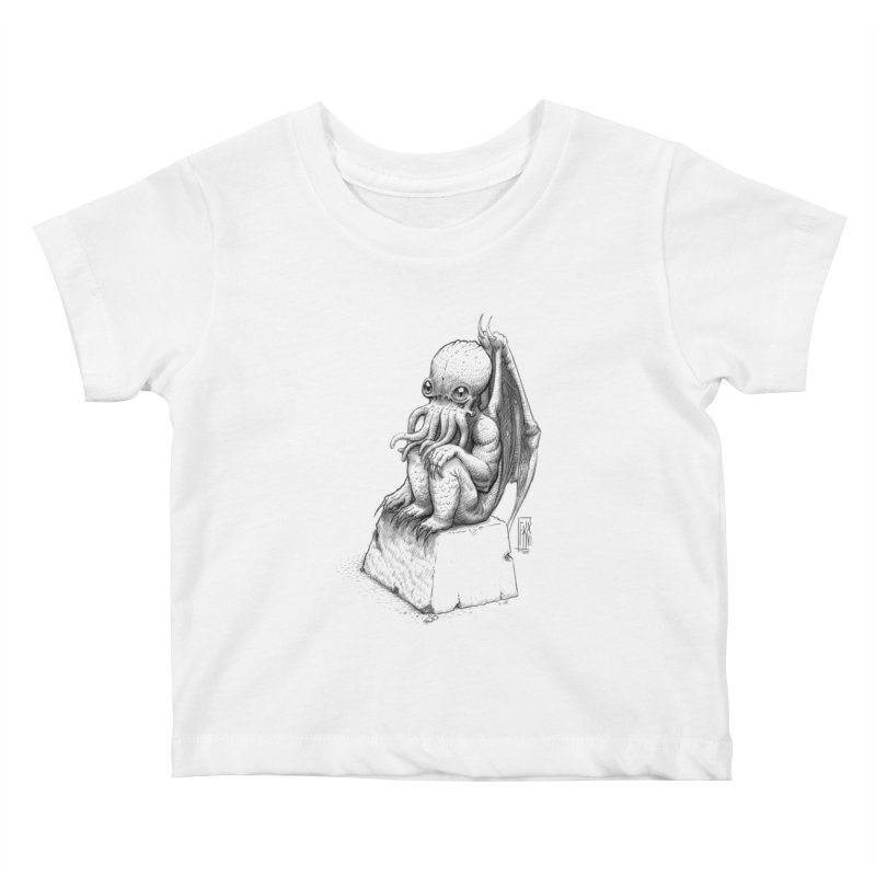 Let me guess... Kids Baby T-Shirt by Franky Nieves Shop
