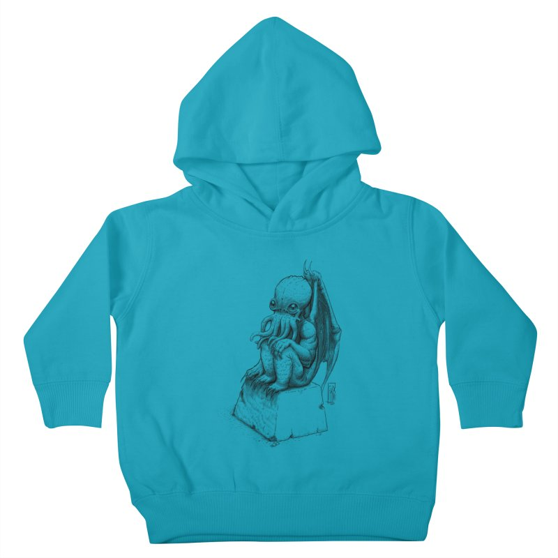 Let me guess... Kids Toddler Pullover Hoody by Franky Nieves Shop
