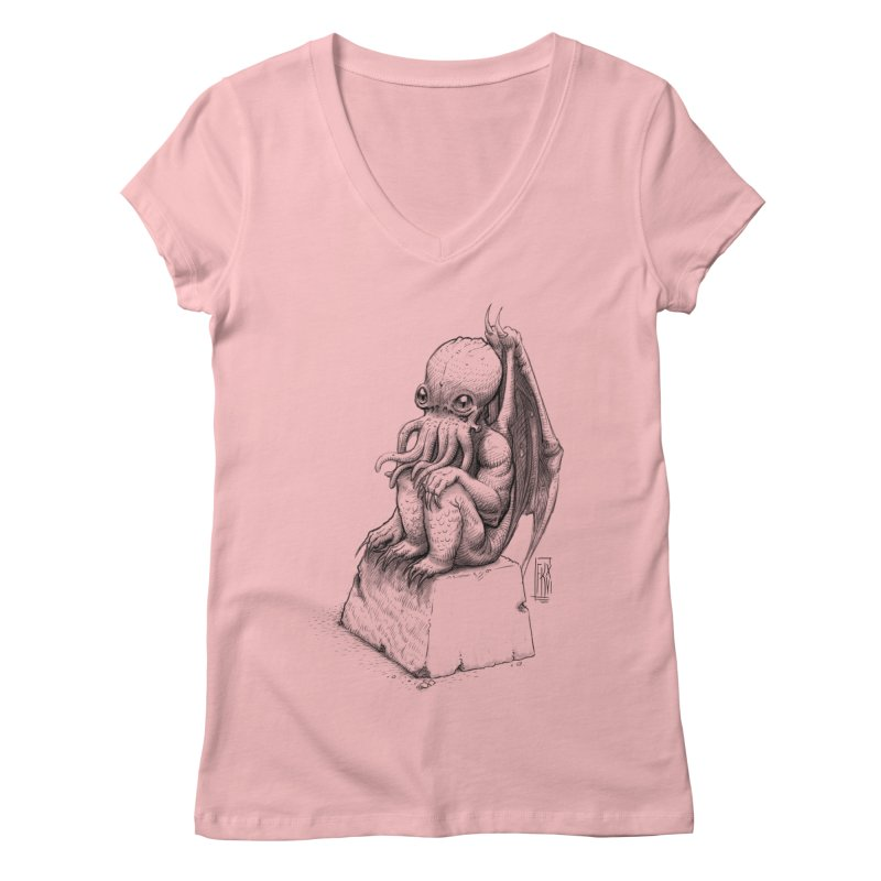 Let me guess... Women's V-Neck by Franky Nieves Shop