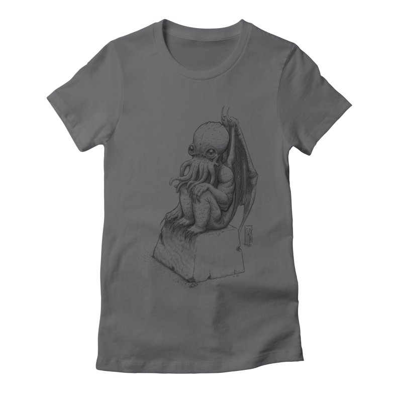 Let me guess... Women's Fitted T-Shirt by Franky Nieves Shop