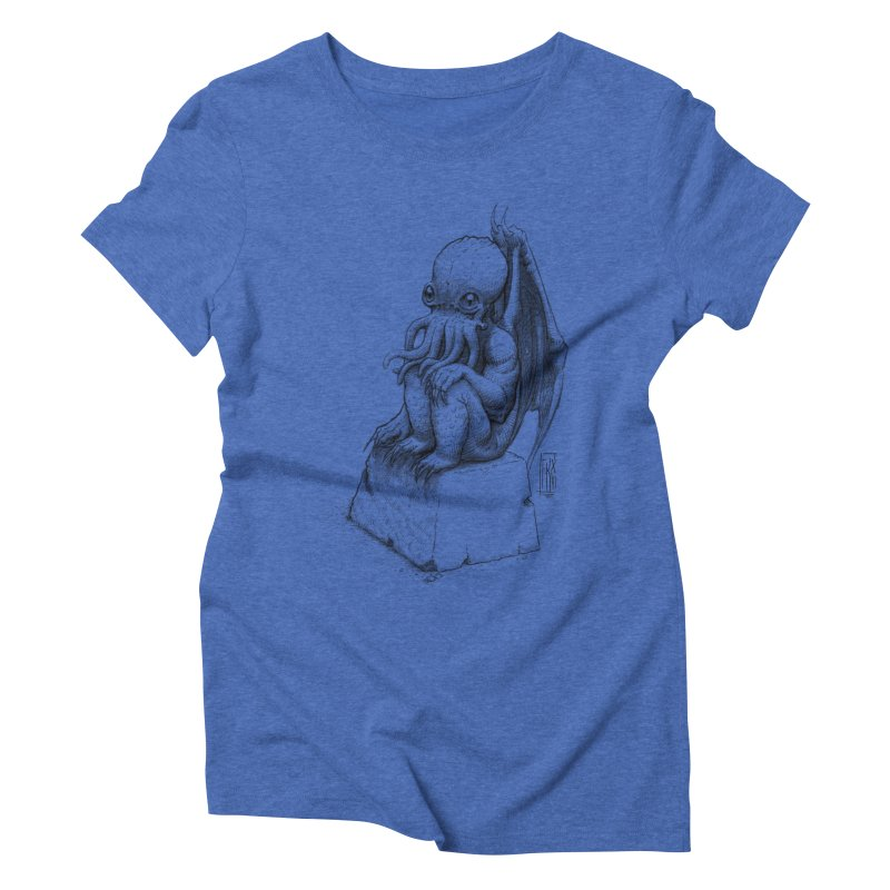 Let me guess... Women's Triblend T-Shirt by Franky Nieves Shop