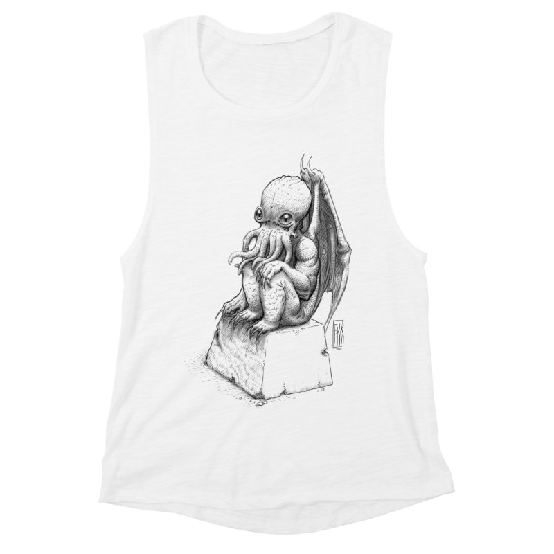 Let me guess... Women's Muscle Tank by Franky Nieves Shop
