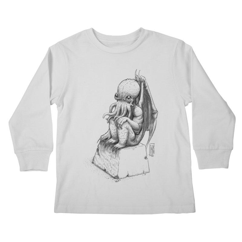 Let me guess... Kids Longsleeve T-Shirt by Franky Nieves Shop
