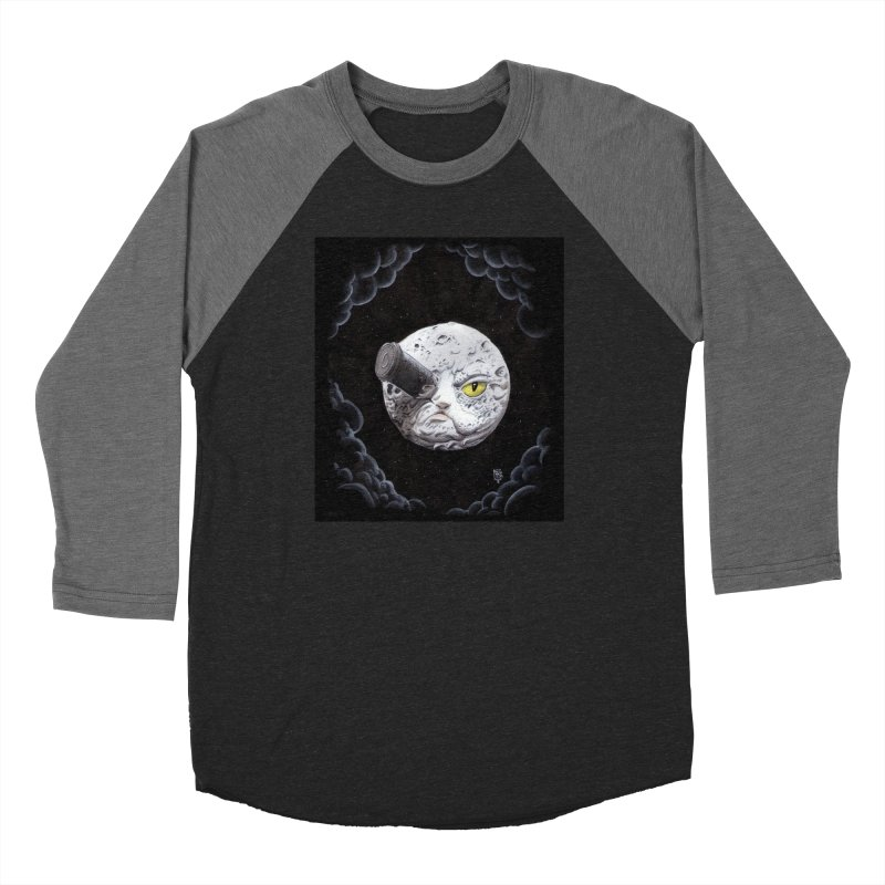 From earth to... no. Women's Longsleeve T-Shirt by Franky Nieves Shop