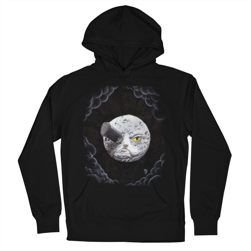 From earth to... no. Women's Pullover Hoody by Franky Nieves Shop