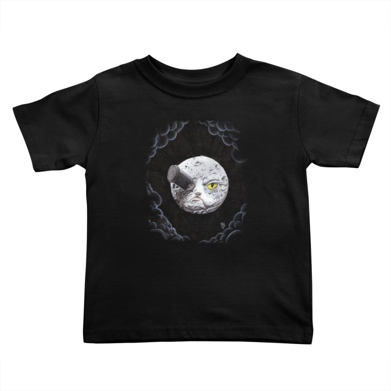 From earth to... no. Kids Toddler T-Shirt by Franky Nieves Shop