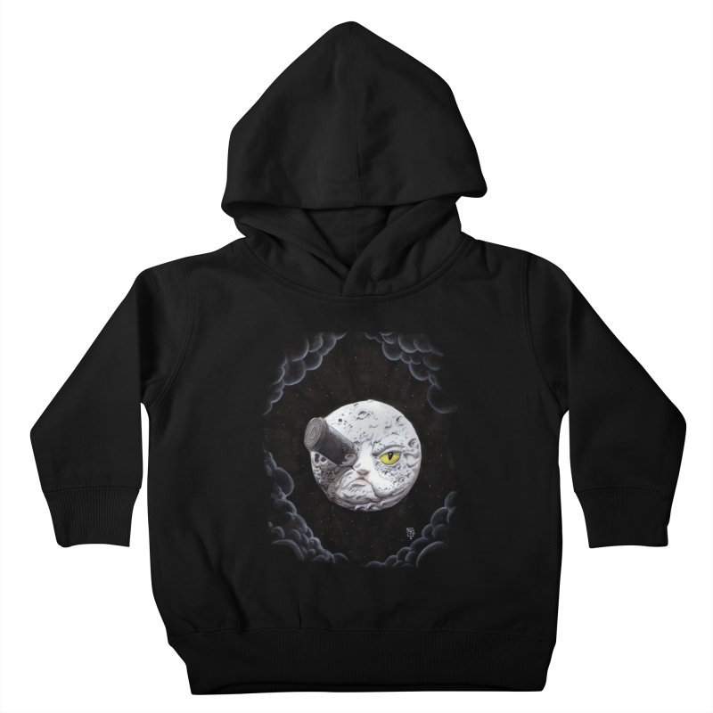 From earth to... no. Kids Toddler Pullover Hoody by Franky Nieves Shop
