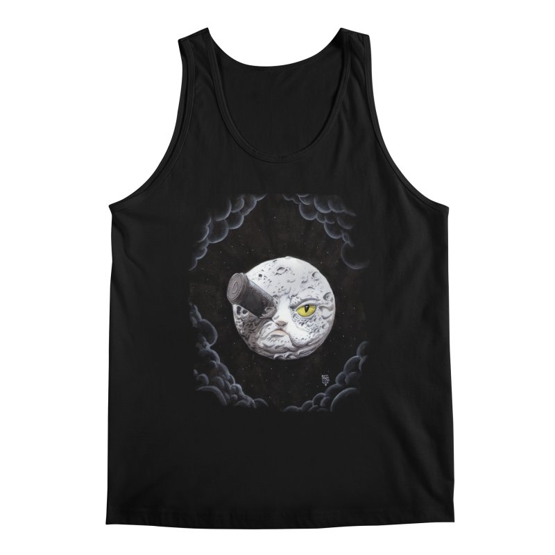 From earth to... no. Men's Regular Tank by Franky Nieves Shop