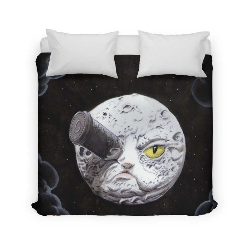 From earth to... no. Home Duvet by Franky Nieves Shop