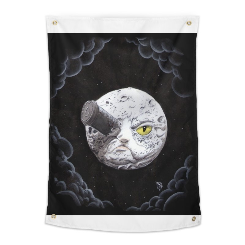 From earth to... no. Home Tapestry by Franky Nieves Shop