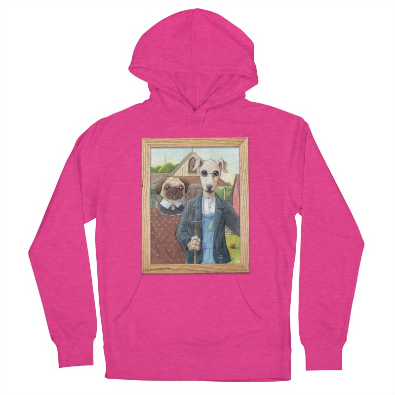 American Wofthic Women's Pullover Hoody by Franky Nieves Shop