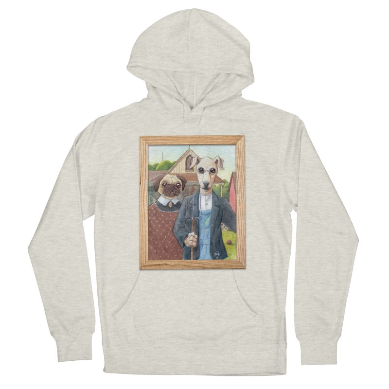 American Wofthic Men's Pullover Hoody by Franky Nieves Shop